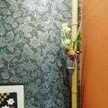 四季を楽しむ掛け花で、日本のおもてなしの心を表現したトイレリフォーム ひたちなか市