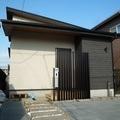 和美感じる コの字型の光窓のある家 個性が光る☆デザイン住宅