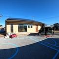 お庭の雑草対策からバスケットコートがある駐車場コンクリートへ?水戸市の外構エクステリア工事なら鈴木建装へ
